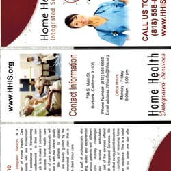 Home Health Integrated Services Home Health Care 704 S Main St