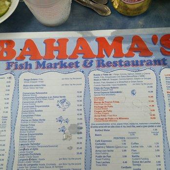 Bahamas fish market restaurant 137 fotos y 96 rese as for Bahamas fish market