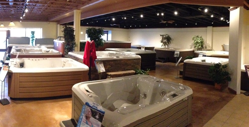 Spa showroom 2 yelp for Pool showrooms