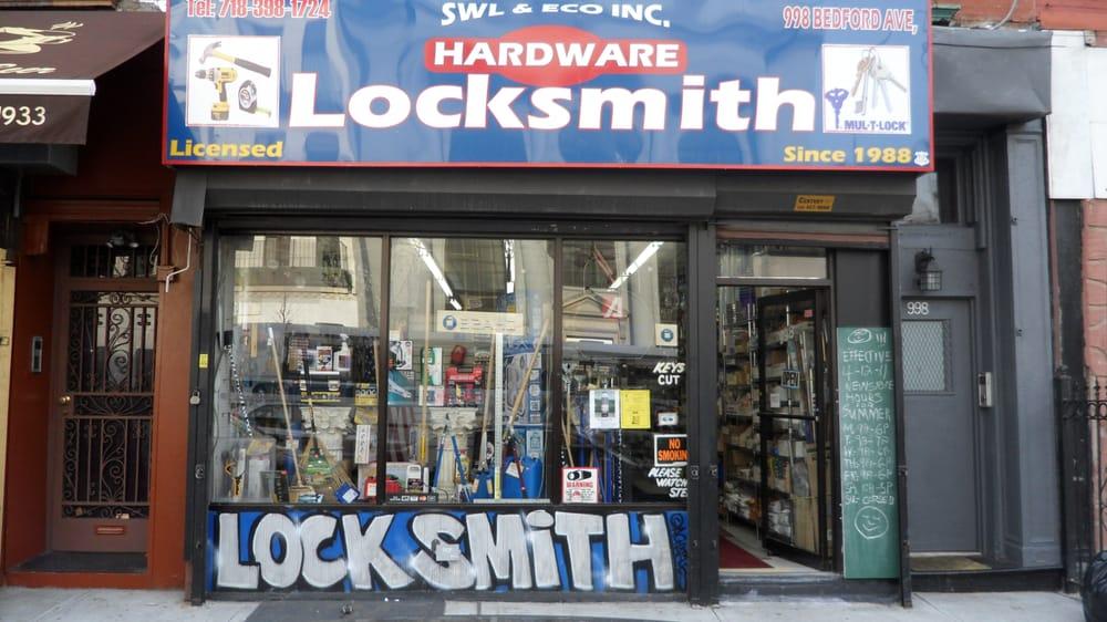 King's Locksmith: 998 Bedford Ave, Brooklyn, NY
