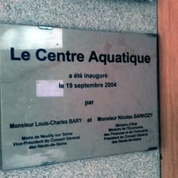 Marvelous Photo Of Centre Aquatique   Neuilly Sur Seine, Hauts De Seine