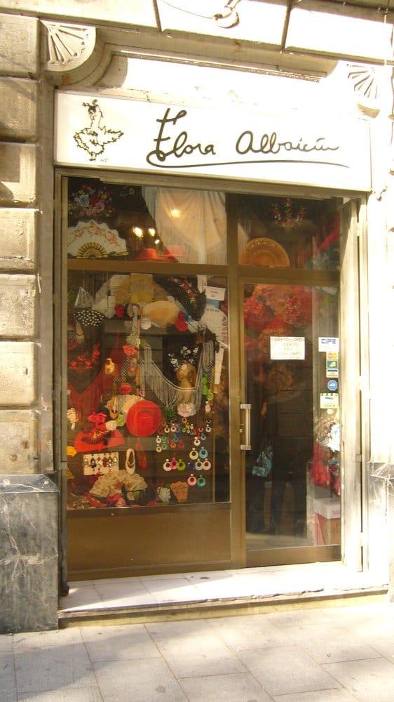 Aparador Retro Colorido ~ Photos pour Tienda de Flamenco Albaicin Flora Yelp