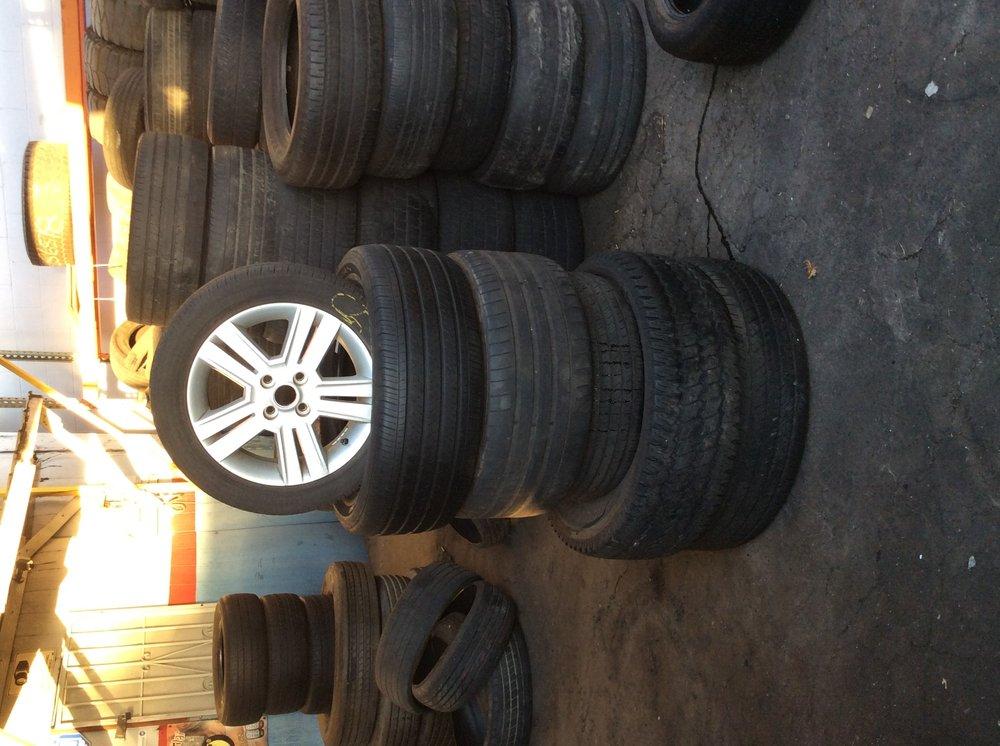 J Vasquez Tire: 9202 Jamacha Rd, Spring Valley, CA