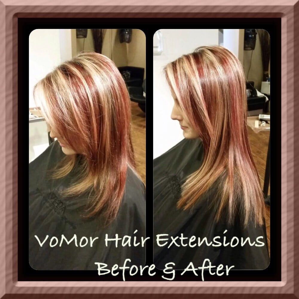 Vomor Hair Extensions Low Maintenance And Feel So Natural Yelp