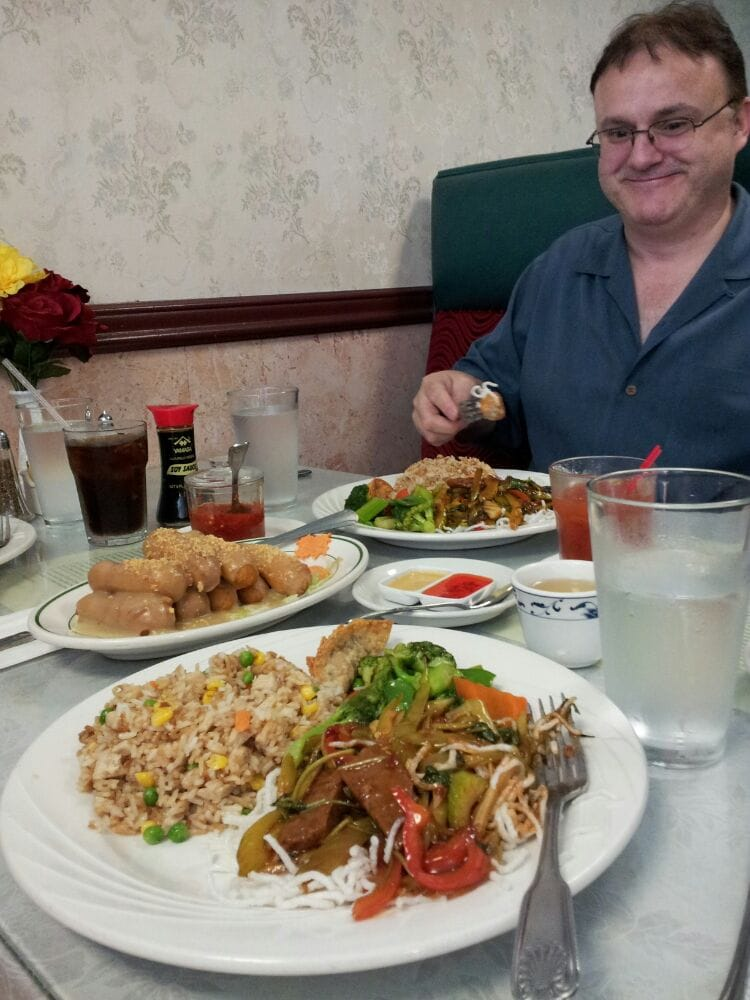 Great Vegan Chinese Food That Even Meat Eaters Love Airplane Bathrooms Are More Spacious Than