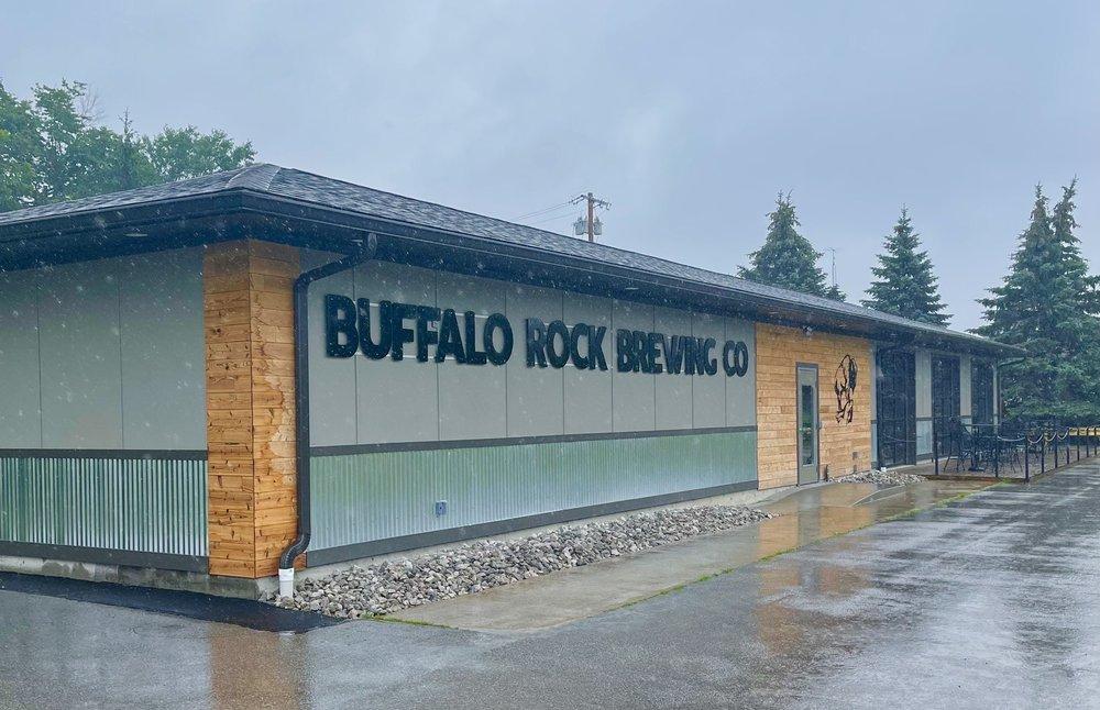 Buffalo Rock Brewing: 345 Anthony Wayne Trl, Waterville, OH