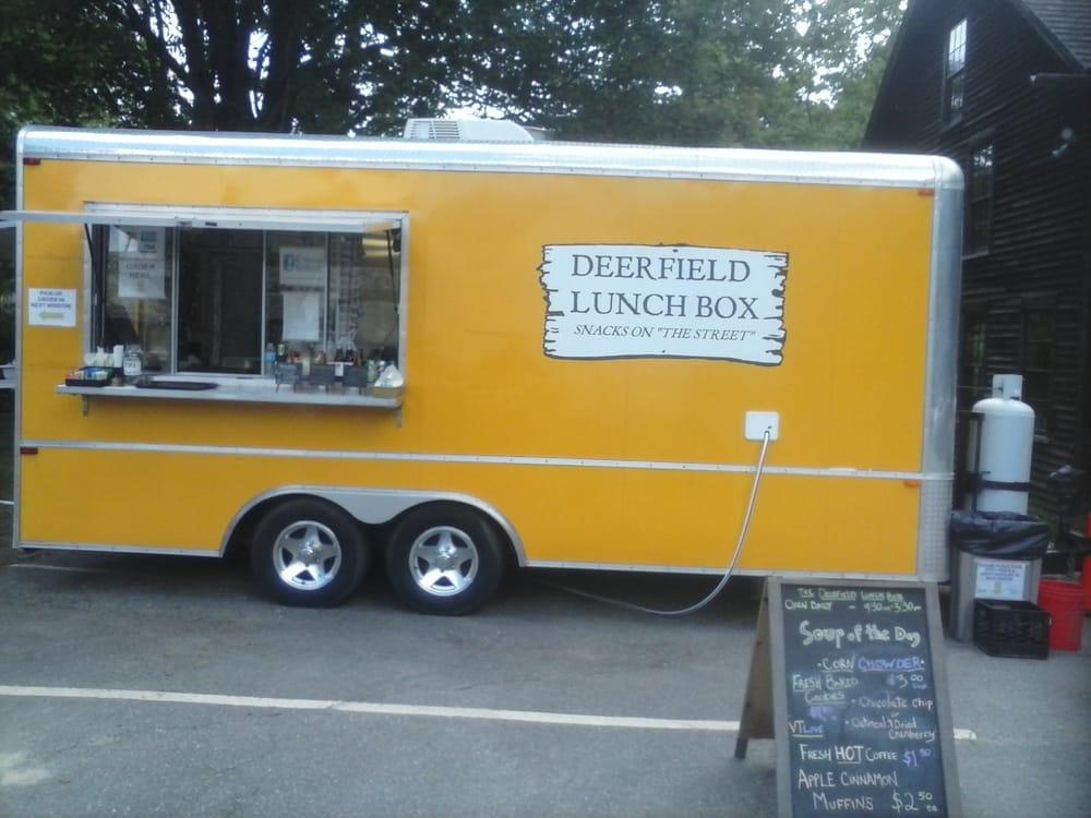 Deerfield Lunch Box: 79 Old Main St, Deerfield, MA