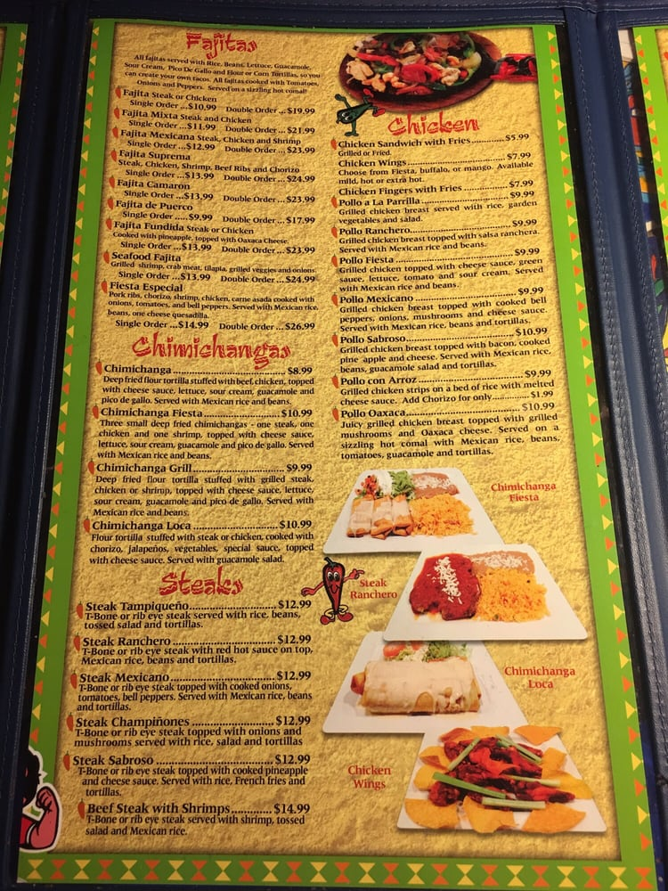 Best Mexican Food In Chattanooga Tn