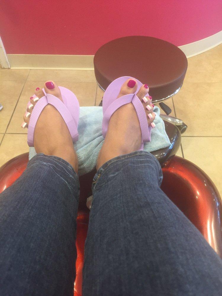 Pink Nails: 10685 Loveland Madeira Rd, Loveland, OH