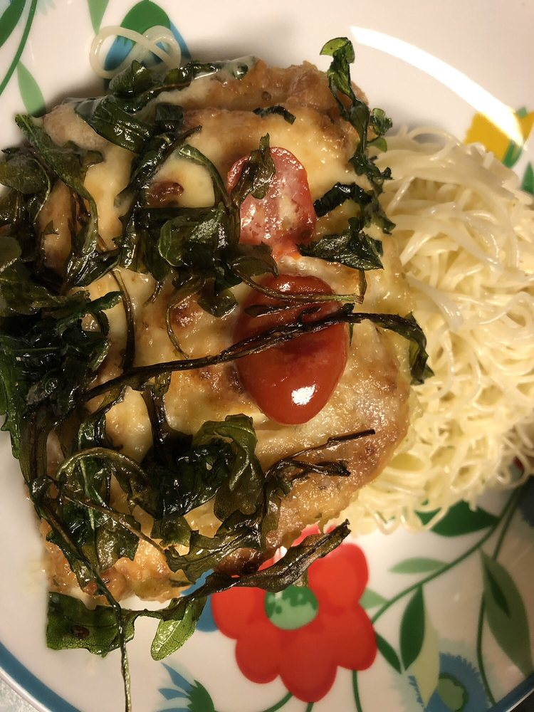 Food from Tillie's Restaurant & Chantillie Lounge