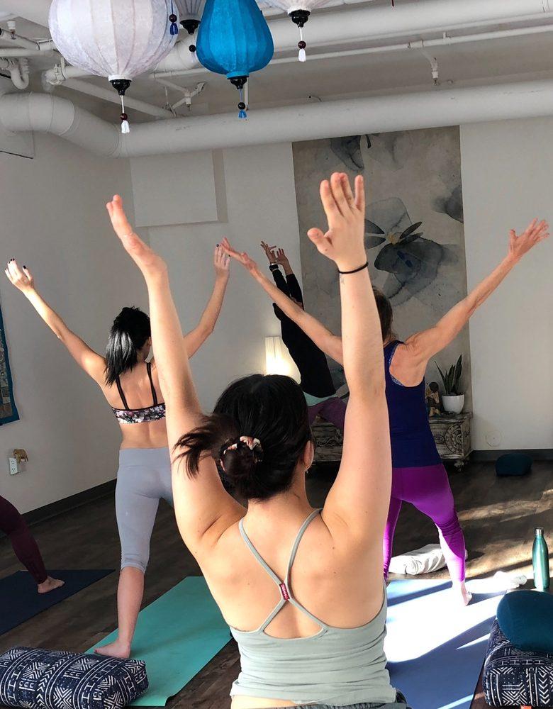Namaskar Yoga Studios: 325 Tormey Ln NE, Bainbridge Island, WA