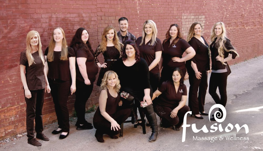 Fusion Massage & Wellness: 110 SE Frank Phillips Blvd, Bartlesville, OK