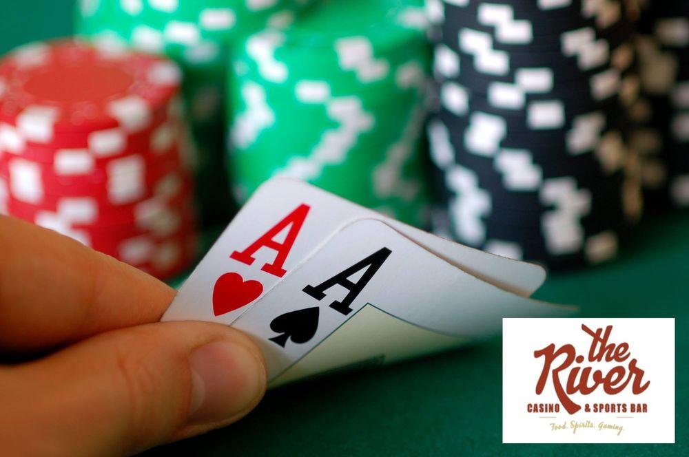 The River Casino & Sports Bar: 53 High St, Nashua, NH