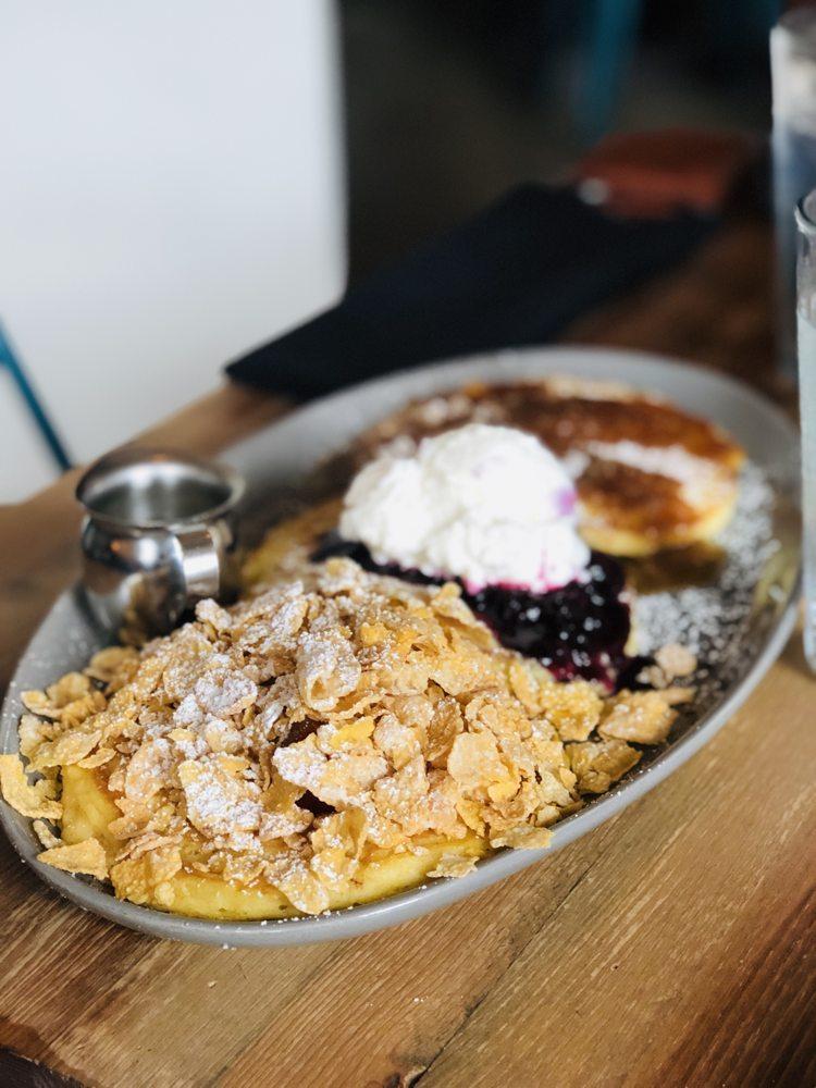 Social Spots from Prelude Breakfast Bar