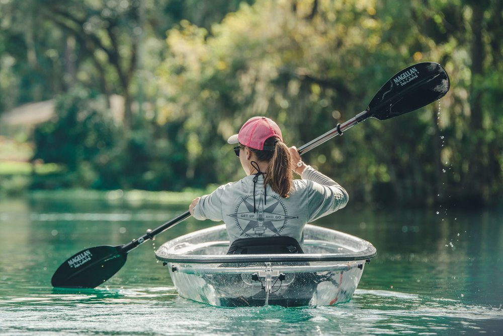 Get Up And Go Kayaking: 9435 SW 190th Avenue Rd, Dunnellon, FL