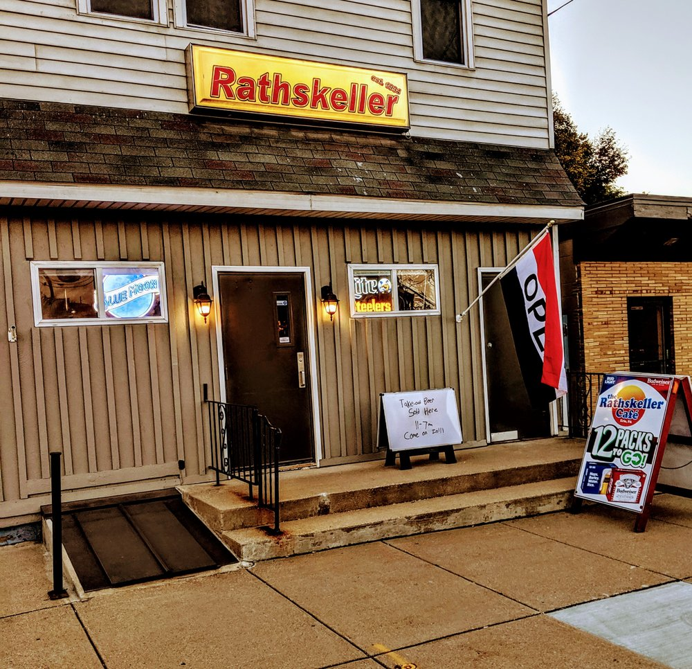 The Rathskeller Cafe: 2306 State St, Erie, PA