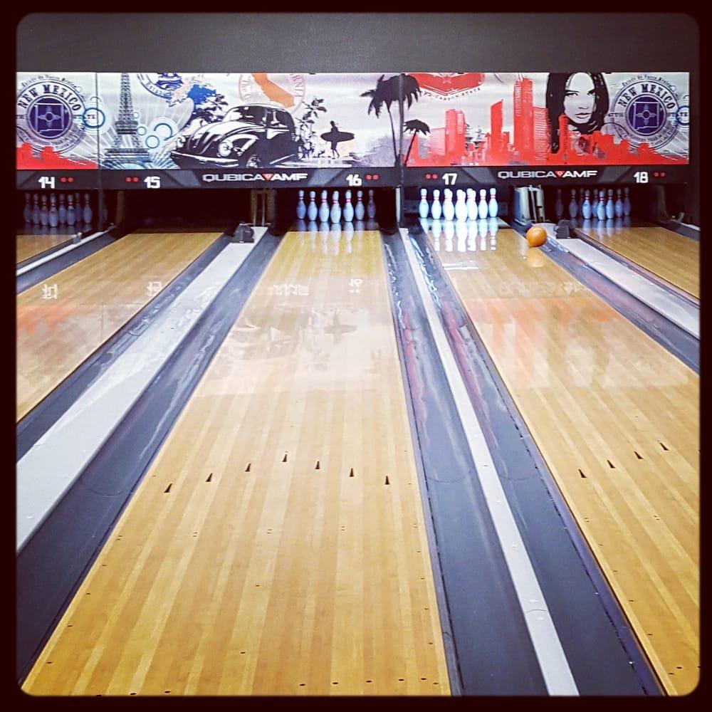 Bowling avenue bowling rue des fr res lumi re bruay la buissi re pas de - Dimension piste bowling ...