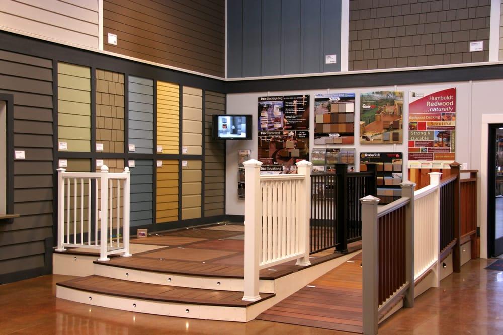 San Rafael Showroom Decking Amp Siding Yelp