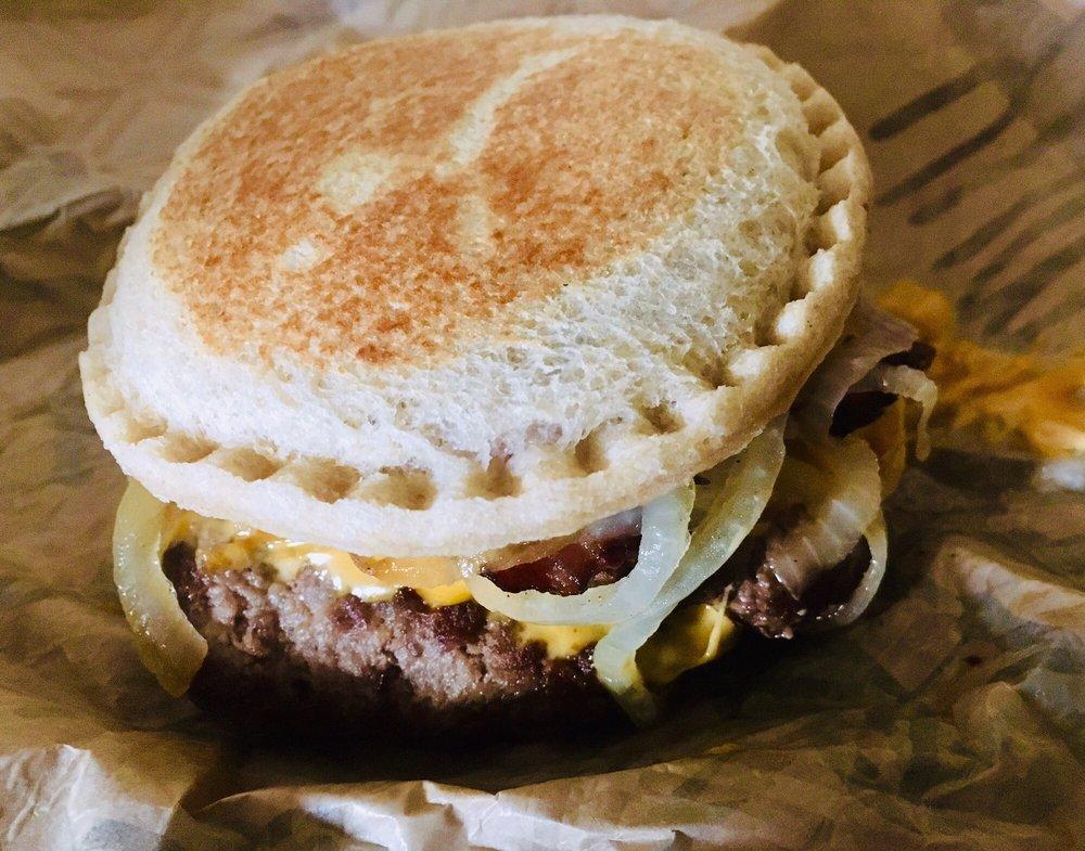 Food from Burger Mojo