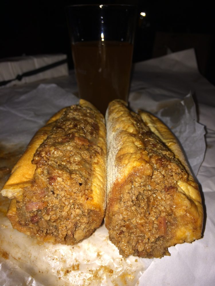 Food from A Taste of Philly