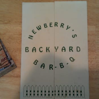 Newberry's Backyard BBQ - CLOSED - 32 Photos & 51 Reviews ...