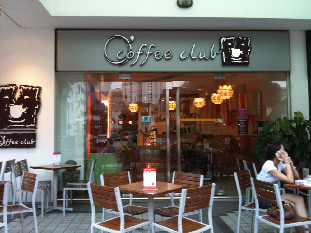 O'Coffee Club Singapore