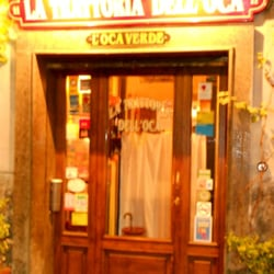 Trattoria Dell Oca Cucina Campana Via Santa Teresa A