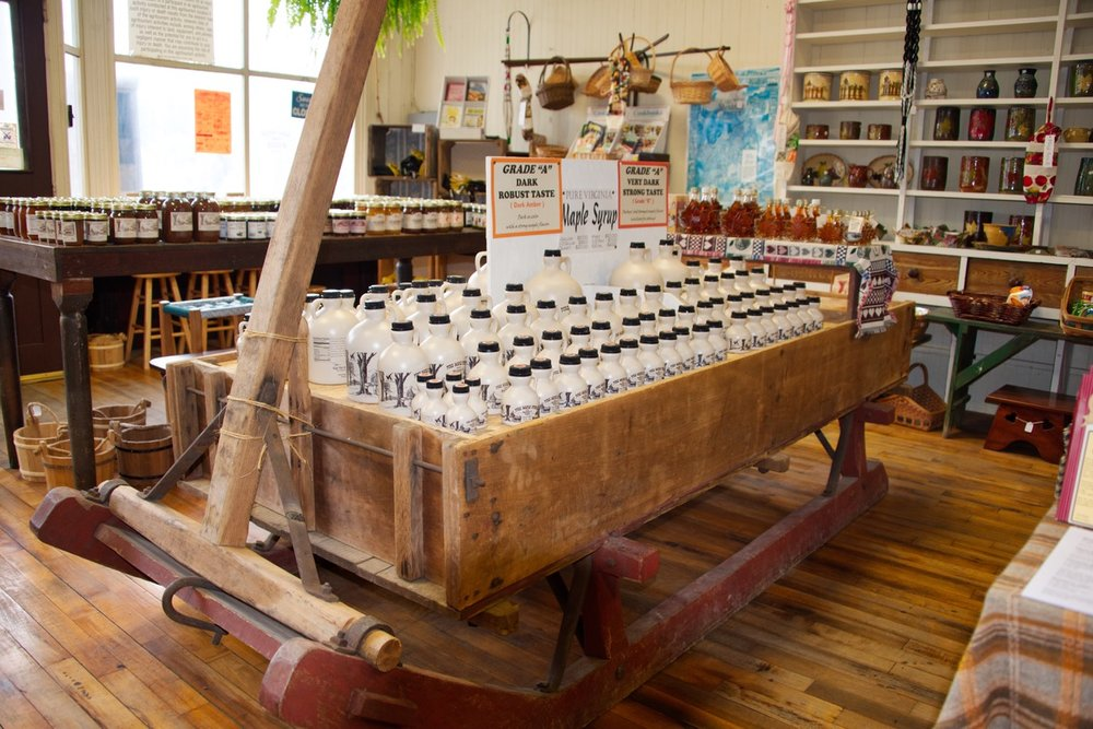 Sugar Tree Country Store: 185 Mansion House Rd, Mc Dowell, VA