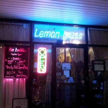 Photo Of Lemon Gr Thai Cuisine Naperville Il United States Front