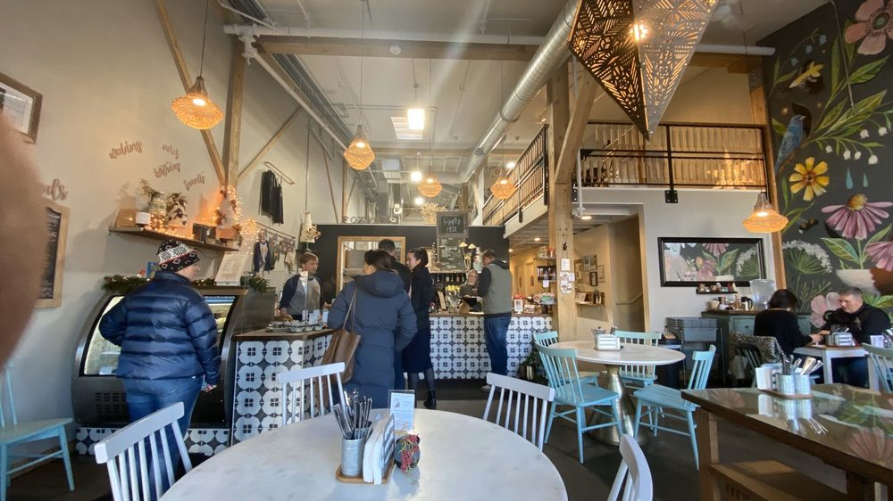Social Spots from Foxtail Bakeshop