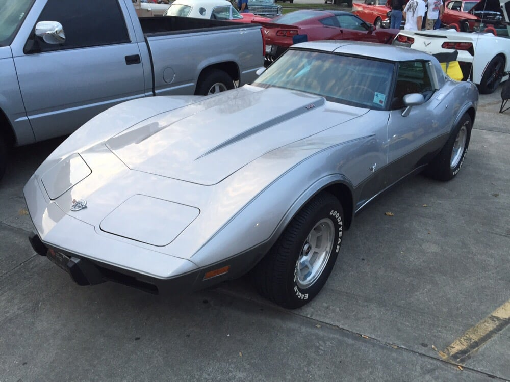 1978 corvette yelp