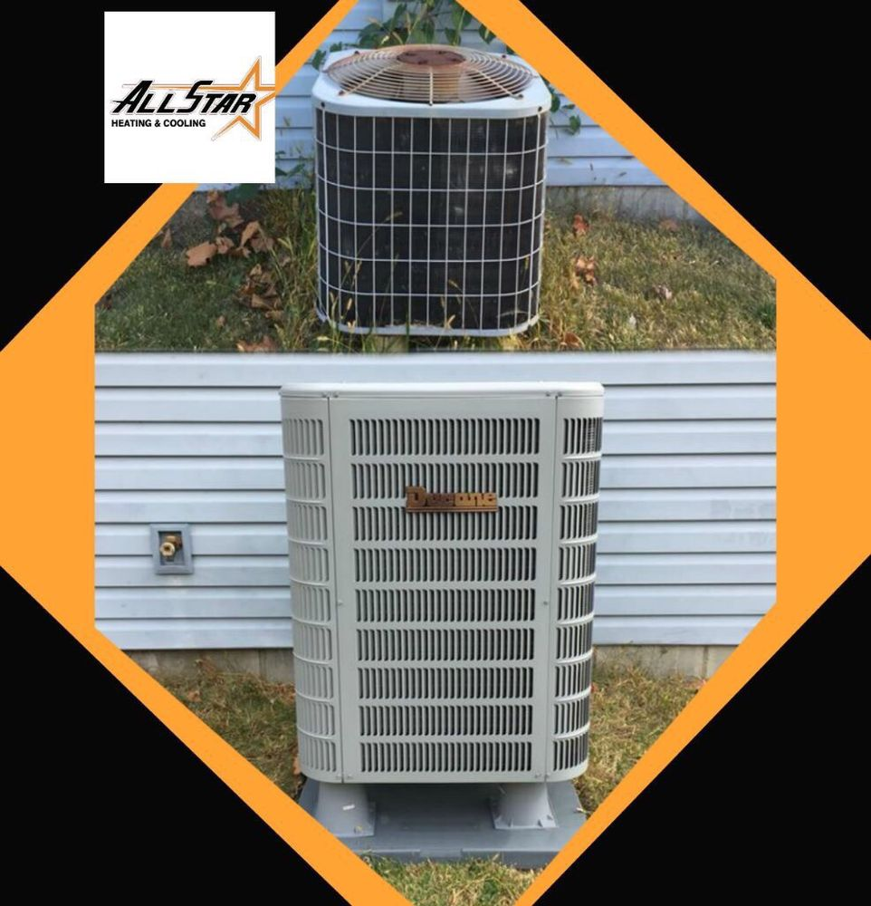 All Star Heating and Cooling: 9166 N Oak Creek Dr, Mooresville, IN