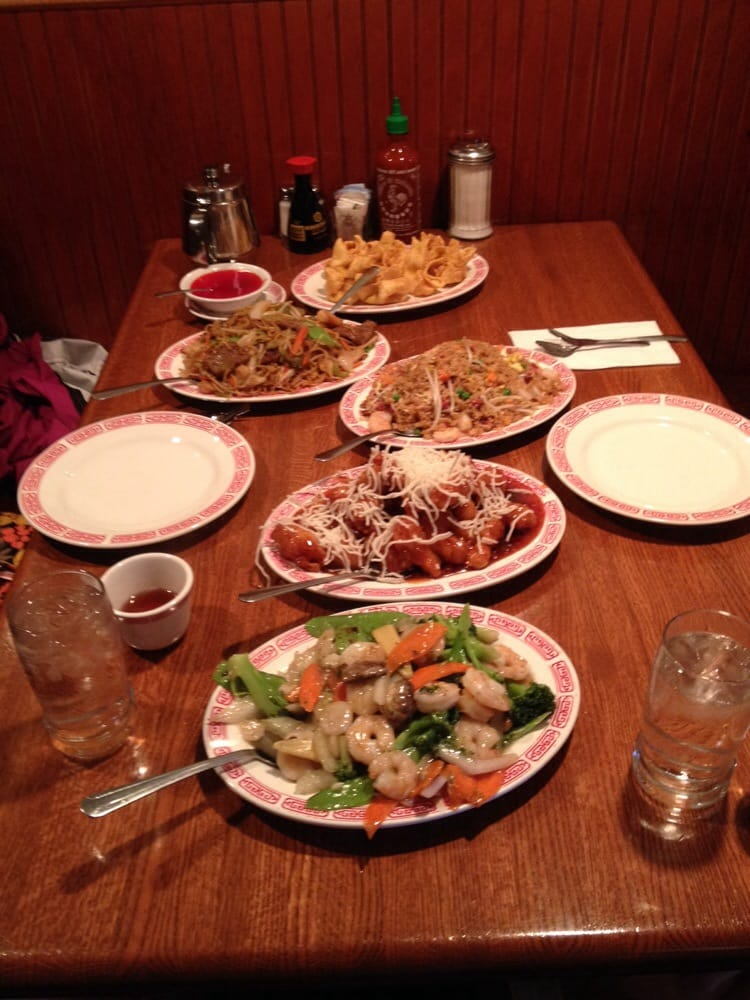 Chinese Food So Portland Me