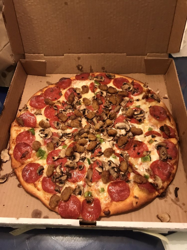 Ally's Pizza: 258 W 1800th N, Clearfield, UT