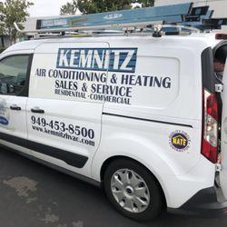 Photo Of Kemnitz Air Conditioning Heating Irvine Ca United States
