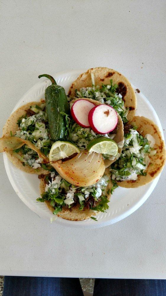 Tacos La Roca: 1056B E Woodin Ave, Chelan, WA