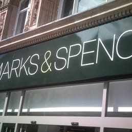 marks spencer department stores 35 church liverpool merseyside united kingdom
