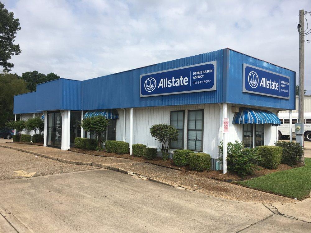 Debbie Eason : Allstate Insurance Agent: 1020 Bellevue Rd, Haughton, LA