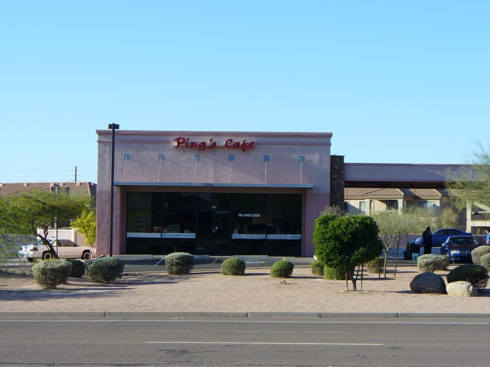 Ping S Cafe Fountain Hills