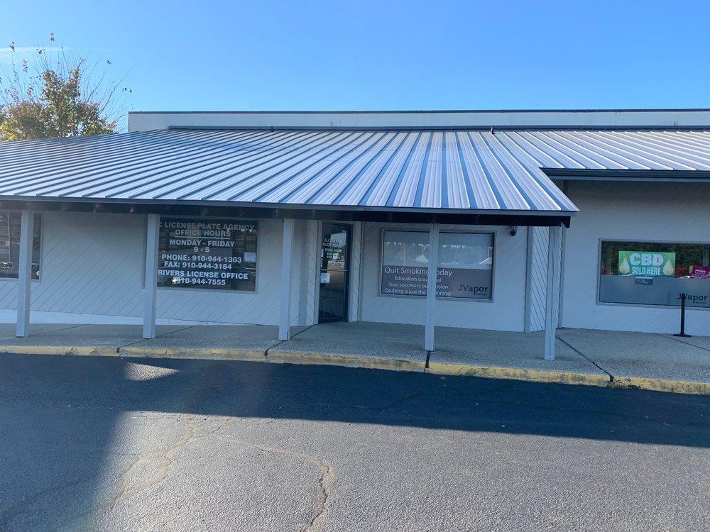 North Carolina Department of Motor Vehicles: 1313 N Sandhills Blvd, Aberdeen, NC