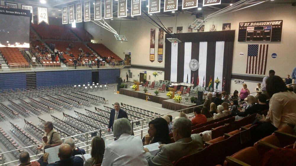 St. Bonaventure University: 3261 W State Rd, Saint Bonaventure, NY