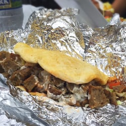 Photo Of Halal Food Special Philadelphia Pa United States Lamb Gyro