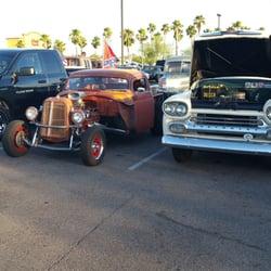 Freddy S Car Show Tucson