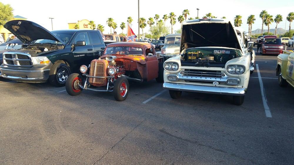 Car Show Thursday Yelp - Freddy's car show tucson