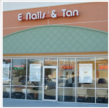 E Nails and Tanning: 10589 Ulmerton Rd, Largo, FL