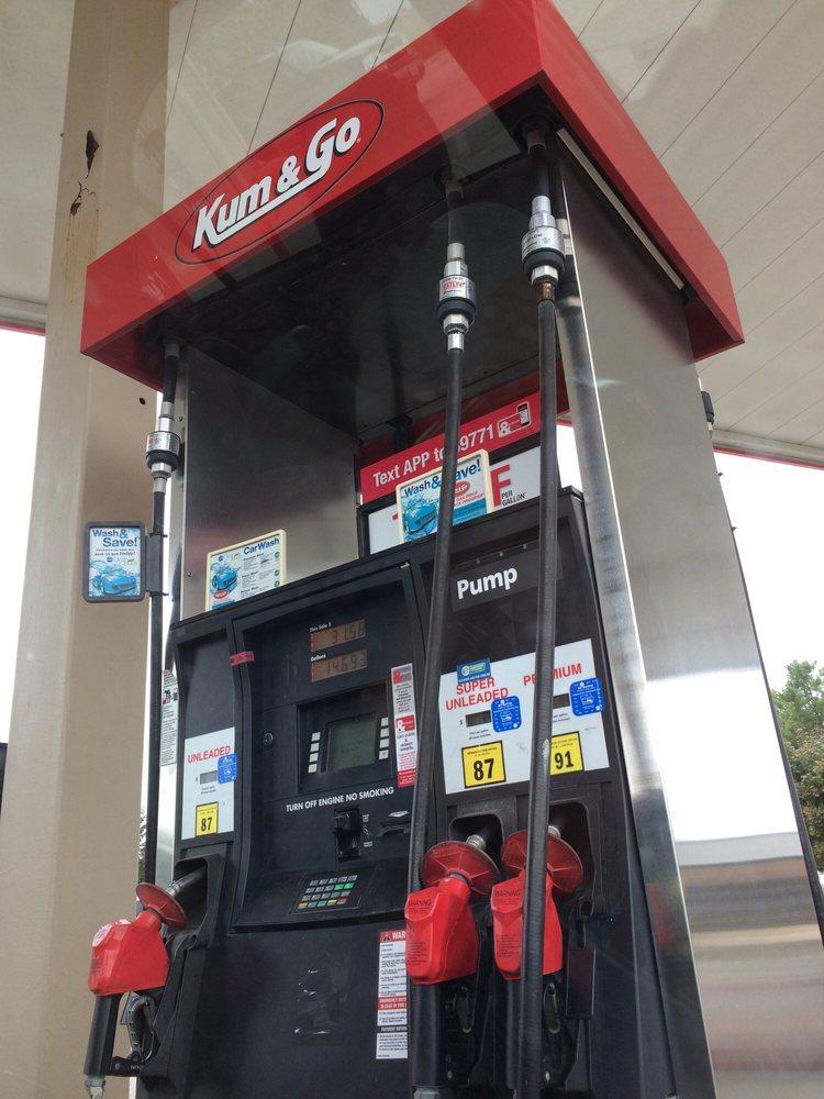 Kum & Go: 5308 University Ave, West Des Moines, IA