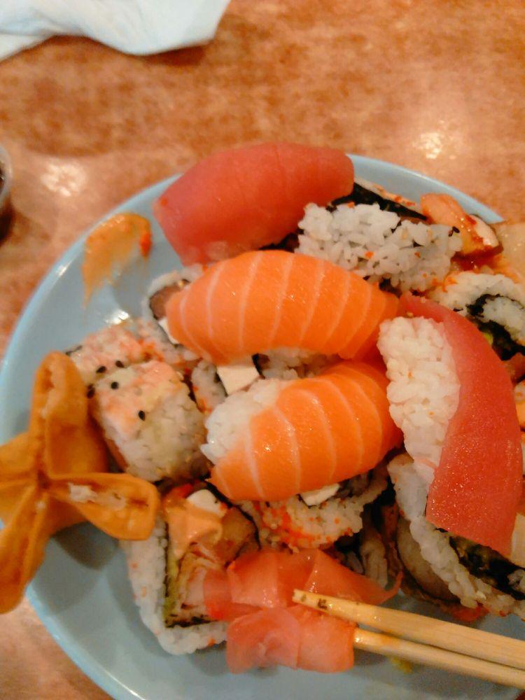 Osaka Grill Sushi Buffet: 11701 San Jose Blvd, Jacksonville, FL
