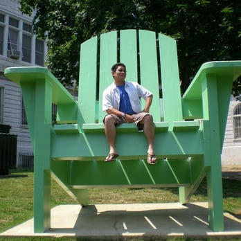Giant Adirondack Chair 16 Reviews Local Flavor 35TH And Resevoir Roads