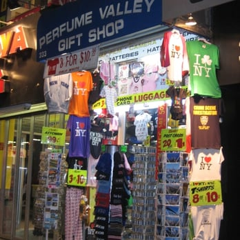 Perfume Valley Gift Shop - Flowers & Gifts - 333 5th Ave ...
