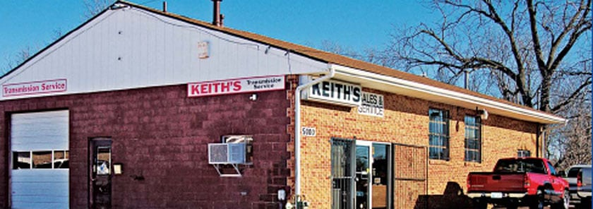 Keith's Transmission Service